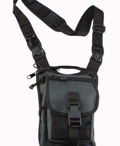 Shoulder bag for concealed gun carry by tacworldholsters.com