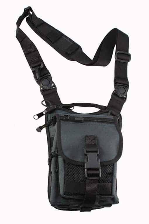 Shoulder bag for concealed gun carry by tacworldholsters.com