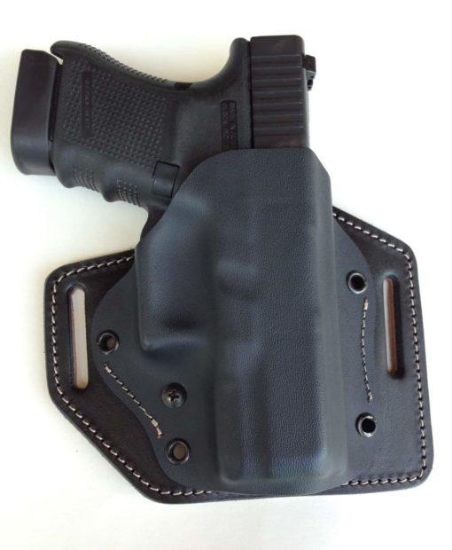 KYDEX hybrid OWB holster