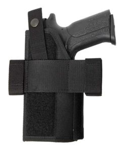 Universal nylon holster for gun with light / laser