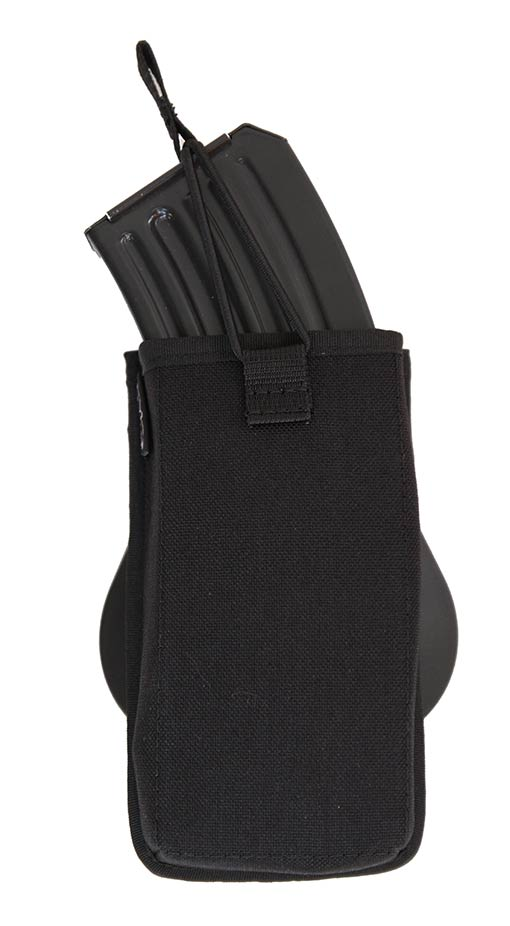 Falco nylon rifle magazine pouch with paddle
