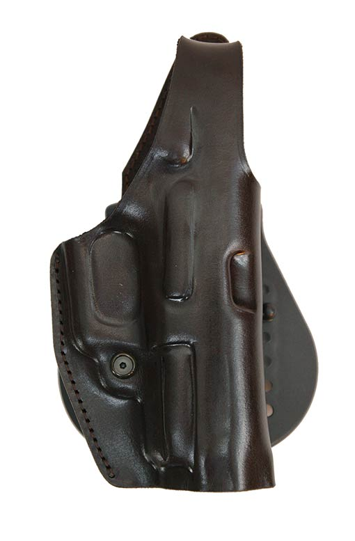 Leather Paddle Holster, Model 184