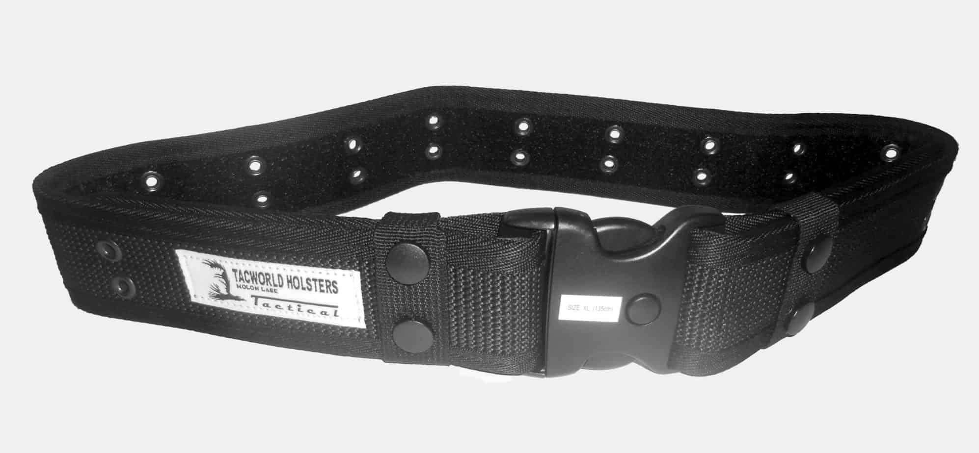 Gun Holster Belt