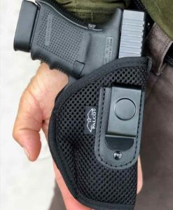 IWB nylon holster with clip