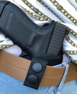 IWB tuckable nylon holster