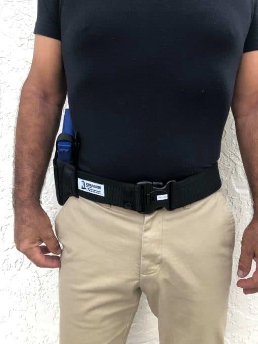 Nylon duty belt
