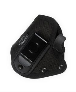 Falco OWB holster with security lock
