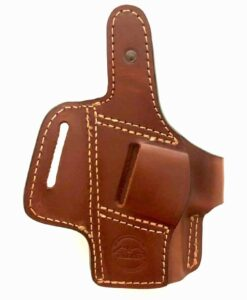 OWB leather holster by Tacworld Holsters