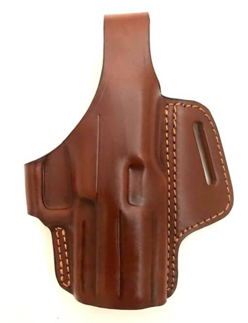 OWB leather holster by Falco